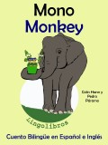 Aprender Ingles Cuento Bilingue español ingles Monkey (480x640)