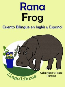 Aprender Ingles Cuento Bilingue español ingles Rana (480x640)